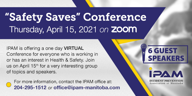 Safety Saves Conference